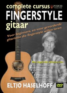 DVD: Complete Cursus Fingerstyle Gitaar
