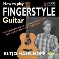 DVD: How To Play Fingerstyle Guitar